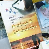 God's Prescription for marriage